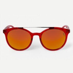 Gerry Cristallo Rosso Lente Bispecchiata Gialla:Arancio