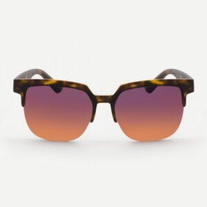 occhiali-da-sole-saraghina-sceicco-tartarugato-scuro-satinato-lente-bispecchiata-blu-rossa