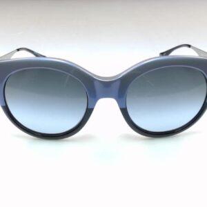 Occhiale italia independent 0807.haf.017 half color violet sun plastic frame