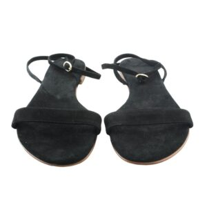 Sandalo N.37Camoscio nero