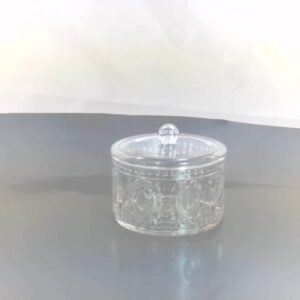 Mini bonbon  singolo trasparente diam.cm.10