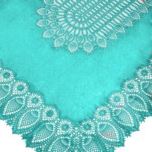 Tovaglia in pvc 150×264 Colore Turquoise (turchese)