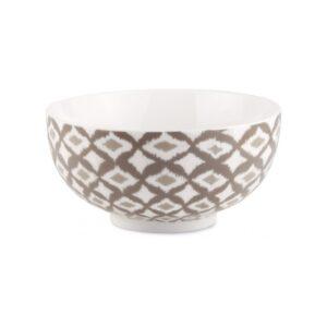 Tazza bowl  tbow.tile4 colore tortora.