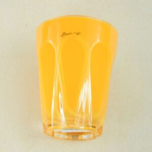 Bicchiere acqua  Agwa_aq24 colore orange