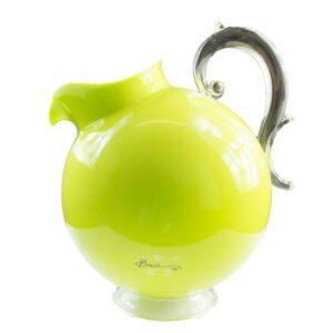 Brocca acqua  2,25 lt.colore verde apiti aq22.