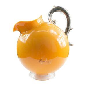 Brocca acqua  2,25 lt.colore arancio apiti aq24.