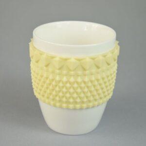 Tazza mug  colore vaniglia chic&greige.