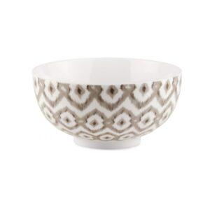 Tazza bowl  tbow.tile02 colore tortora.