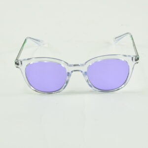 Occhiale italia independent 0811.012.gls crystal glossy acetate