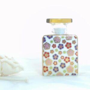 Bottiglia Joplin mrbot1.rol10 175 ml.con fiore cm.7