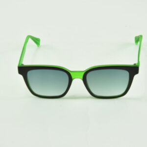 Occhiale Italia independent  mod.is045.009.032 colore black and green