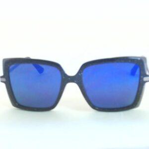 Occhiale Italia independent mod.brigitte 0452.glt.021 colore black glossy.