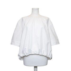 Maglia Tg.40 modello mag102 colore a bianco tessuto 11
