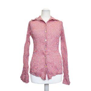 Shirt Tg.m tempo campari shirt grand liberty cotton colore chiaro fantasia.