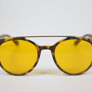 Occhiale saraghina gerry-26tu gerry tartarugato satinato lente color ocra
