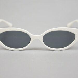 Occhiale saraghina luisa-265mla bianco,lente grigia.