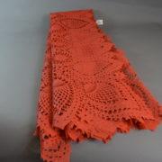 Tovaglia pvc 150×264 Colore Orange (arancio)