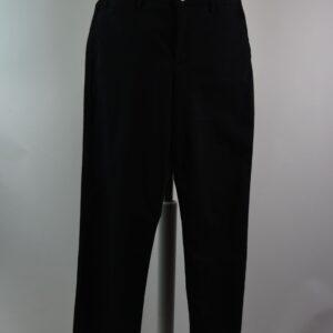 Pantalone donna art.new carlotta pa 074 td r 108 col.1002 colore nero   collezione estate primavera 2019  marca latino'brand.