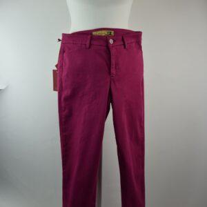 Pantalone donna art.new carlotta pa 074 td r 108 col.1082 colore fuxia   collezione estate primavera 2019  marca latino'brand.