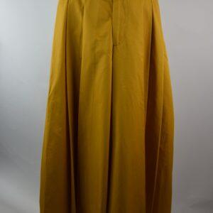 Jeans donna 00%cotone colore senape articolo tokyo collezione primavera estate 2019 ditta latino'