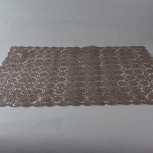 Tovagliette cm.30×46 colazione morbda in pvc colore chocolate.