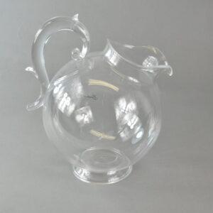 Brocca trasparente 2,25 litri articolo apit1.aq01 in resina collezione primavera estate 2019 ditta produttrice baci milano.