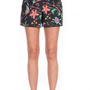 Shorts con tasche st.camaleonte nero